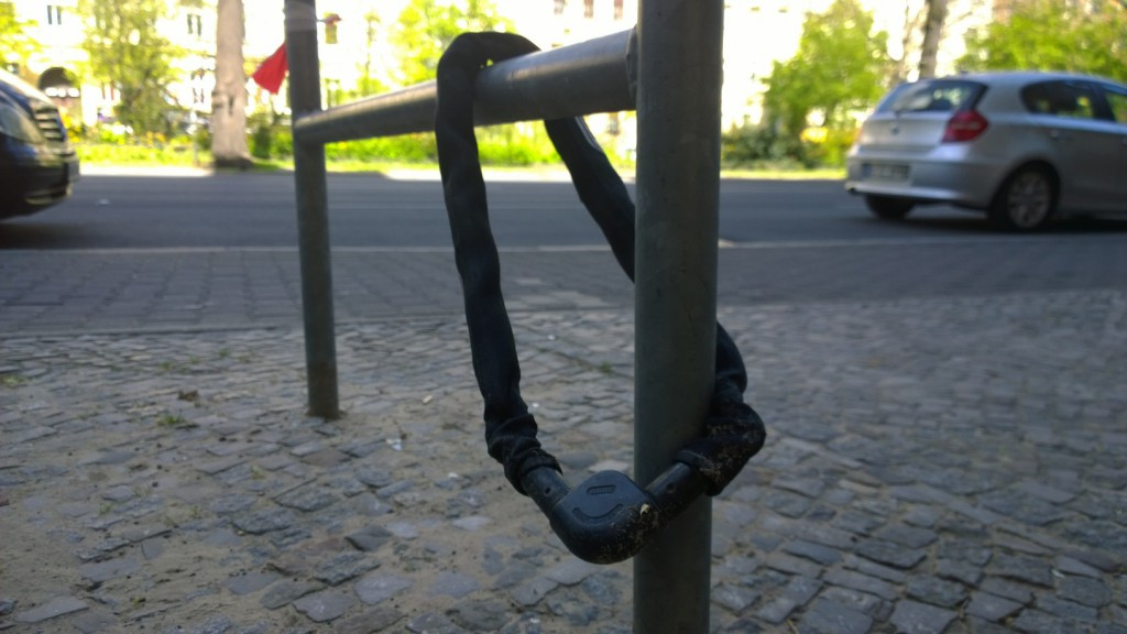 Six theories on why Berlin is full of abandoned bike locks.