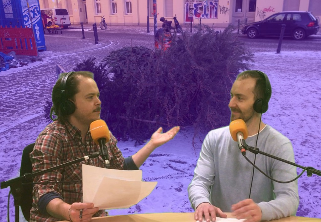 Radio Spaetkauf - the Berlin podcast