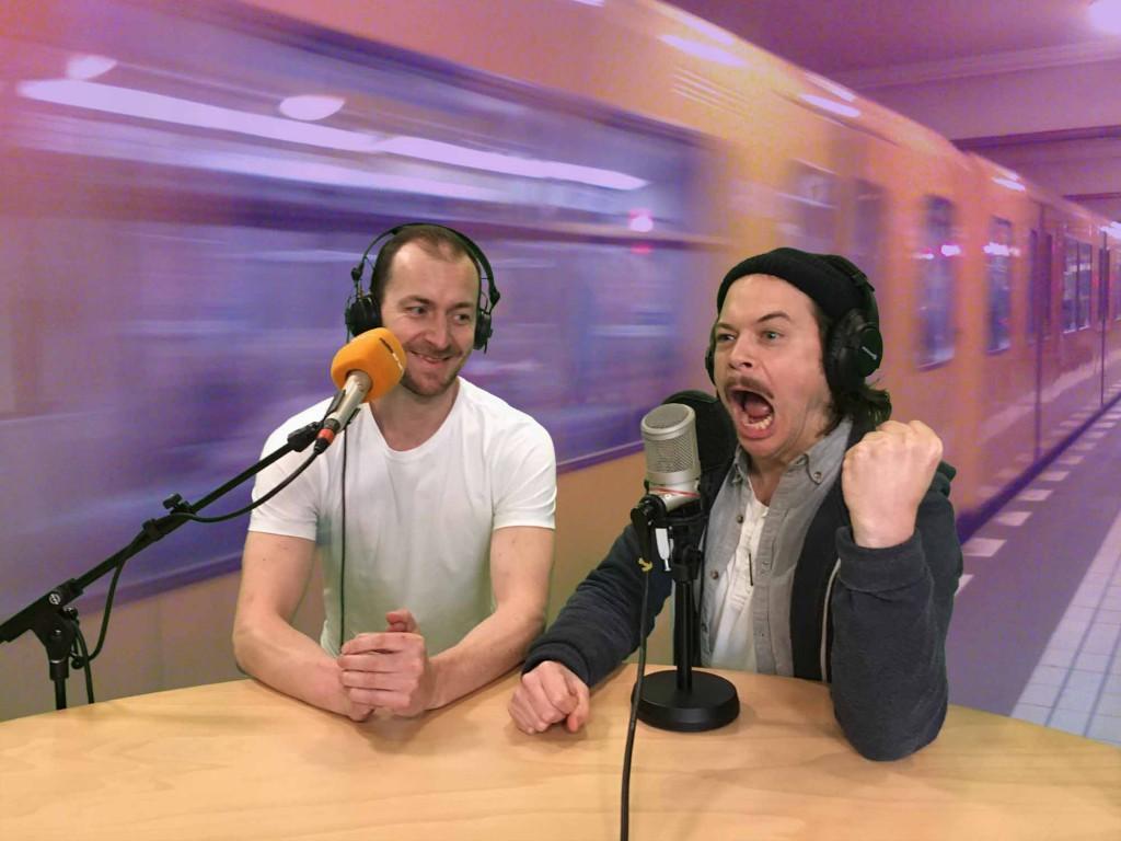 Joel Dan Radio Spaetkauf