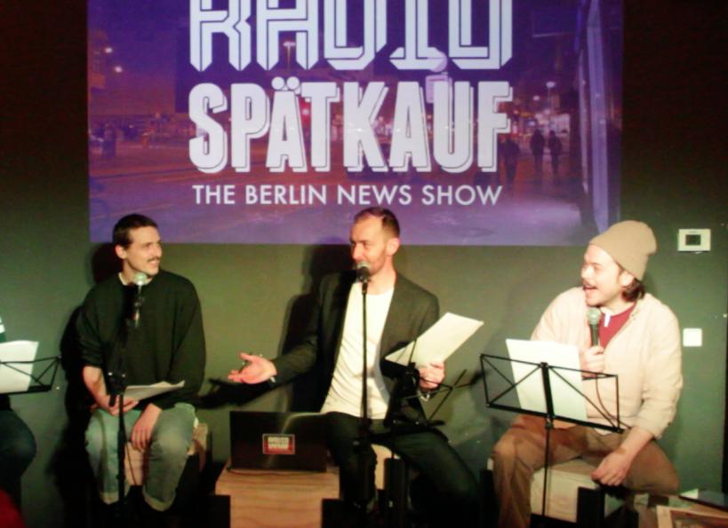 Radio Spaetkauf Live