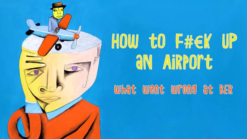 How To F#€k Up An Airport - listen now - Radio Spaetkauf