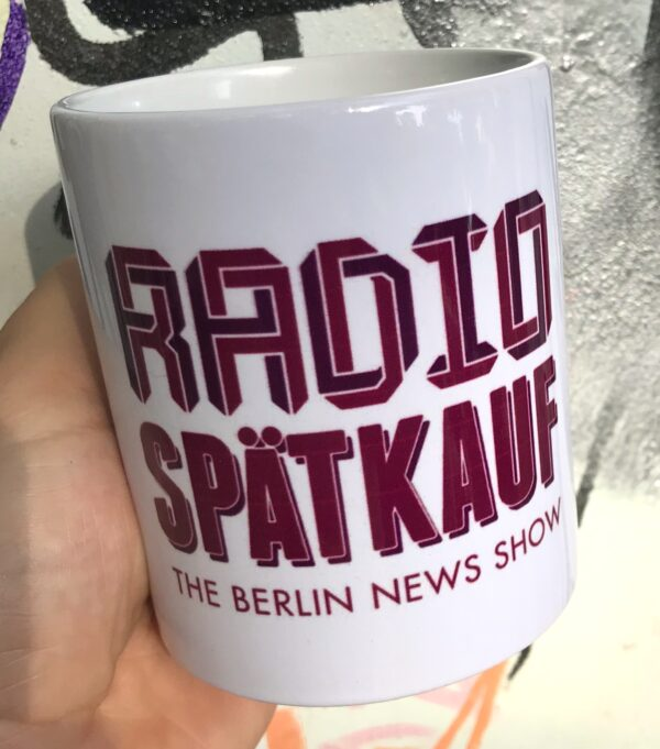 Radio Spaetkauf Coffee Mug